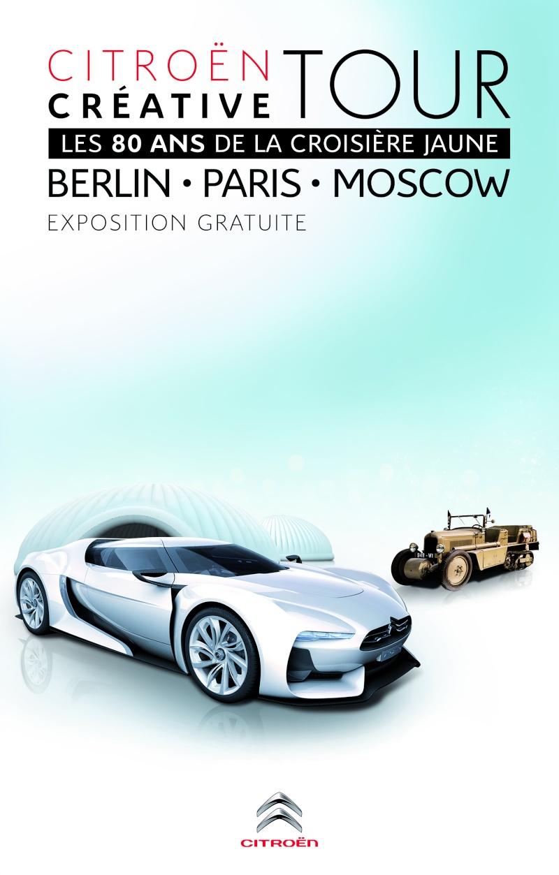 [EXPOSITION] Citroën Creative Tour 11090010