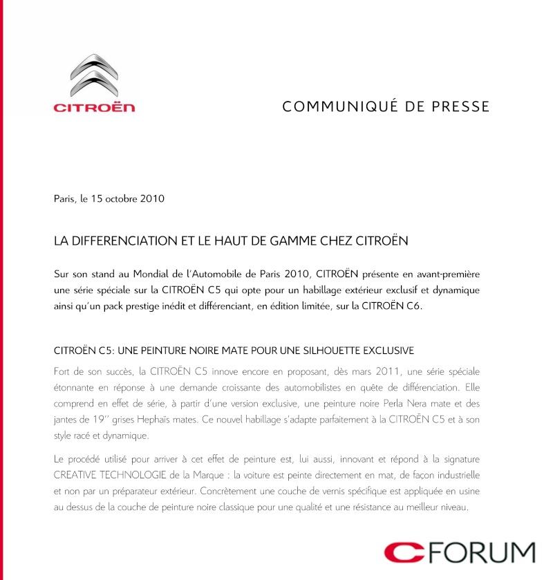 [Sujet officiel] Tout sur la Citroën C5 II - Page 11 115