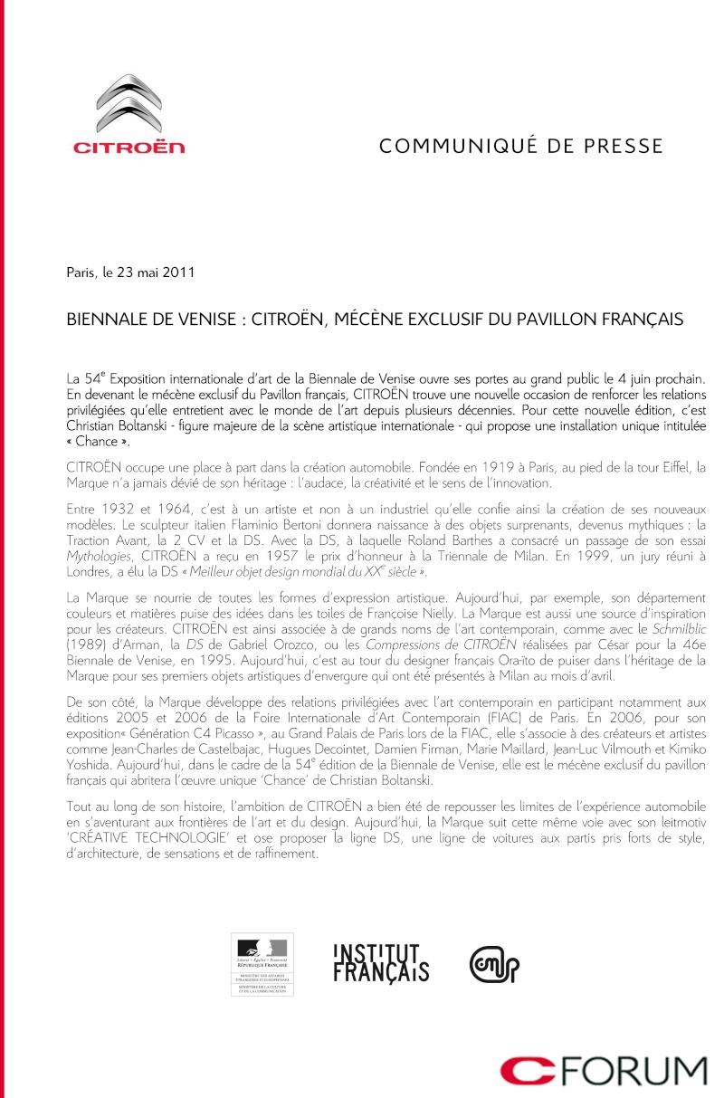 [EXPOSITION] Biennale de Venise 23052010