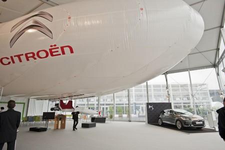 """[BOURGET 2011] MC500, le dirigeable à """"moteur"""" Citroën 450_3012"""