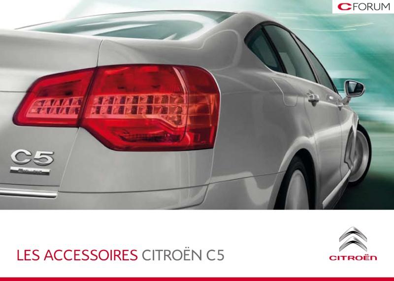 [Documentation] Brochures Citroën Access10