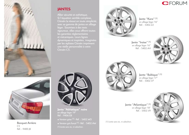 [Documentation] Brochures Citroën Access14