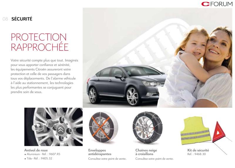 [Documentation] Brochures Citroën Access17