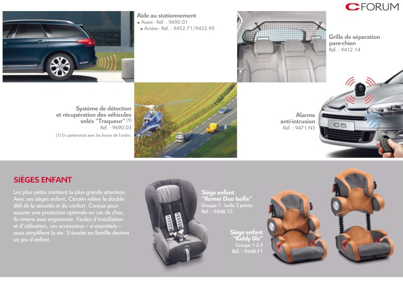 [Documentation] Brochures Citroën Access18