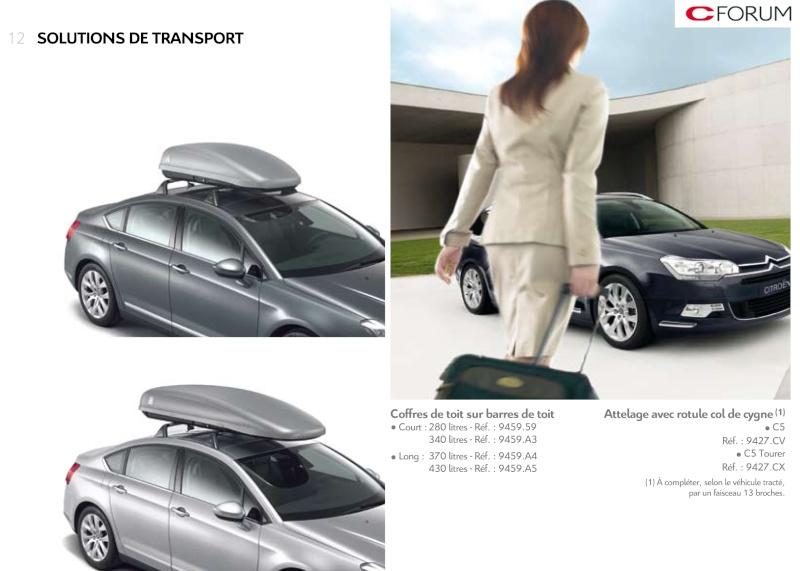 [Documentation] Brochures Citroën Access21