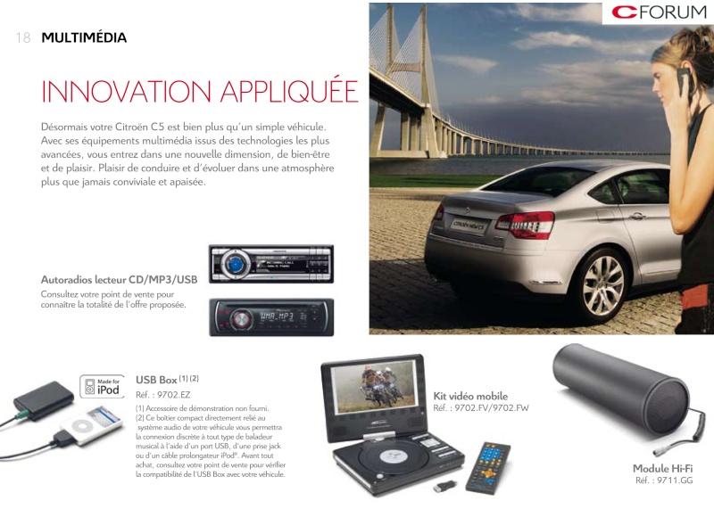 [Documentation] Brochures Citroën Access27