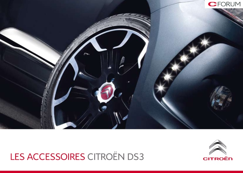 [DOCUMENTATION] Citroën DS3 Access56