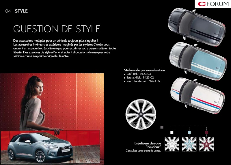 [DOCUMENTATION] Citroën DS3 Access59