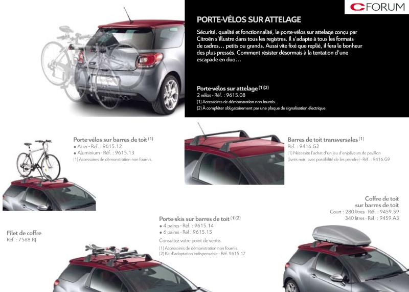 [DOCUMENTATION] Citroën DS3 Access69