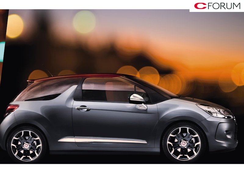 [DOCUMENTATION] Citroën DS3 Catal108