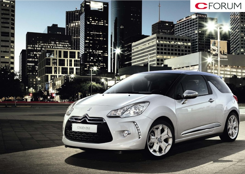 [DOCUMENTATION] Citroën DS3 Catal109