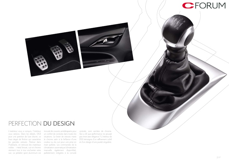 [DOCUMENTATION] Citroën DS3 Catal123