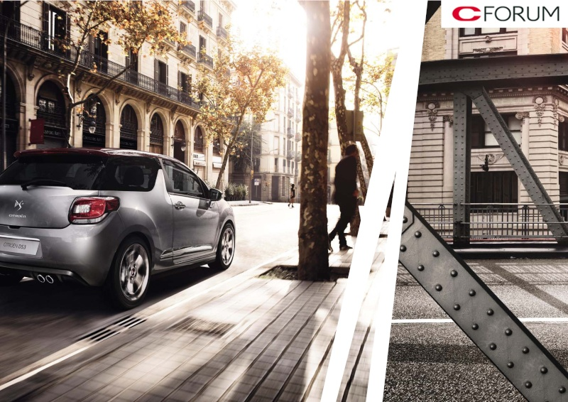 [DOCUMENTATION] Citroën DS3 Catal126