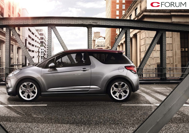 [DOCUMENTATION] Citroën DS3 Catal127
