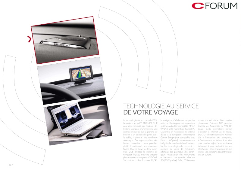 [DOCUMENTATION] Citroën DS3 Catal131