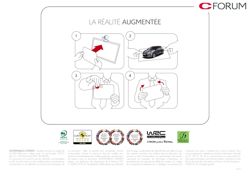 [DOCUMENTATION] Citroën DS3 Catal146