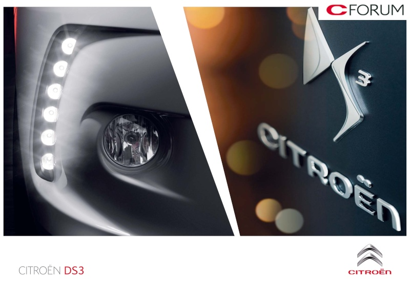 [DOCUMENTATION] Citroën DS3 Catal149