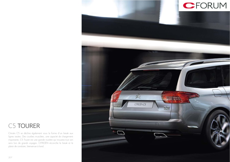 [Documentation] Brochures Citroën Catalo28
