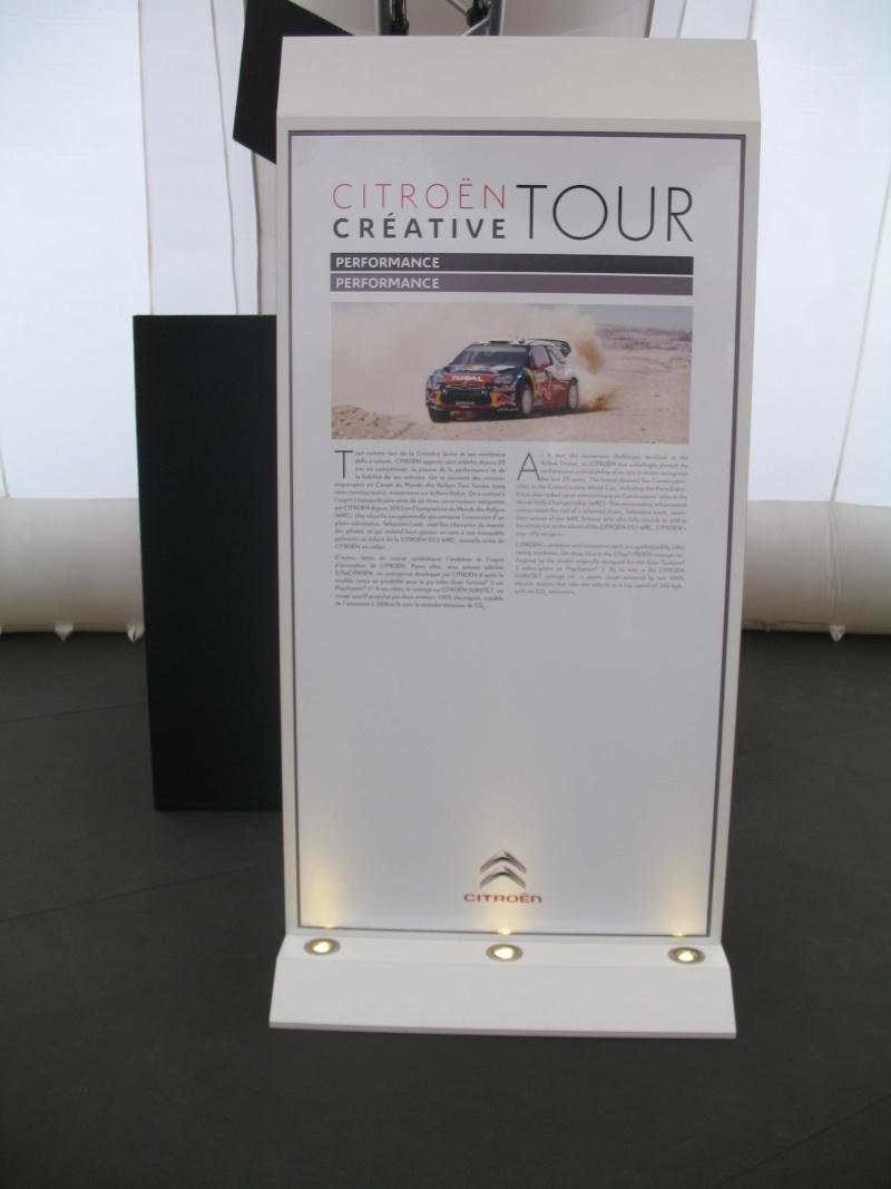 [EXPOSITION] Citroën Creative Tour - Page 2 Img_1630