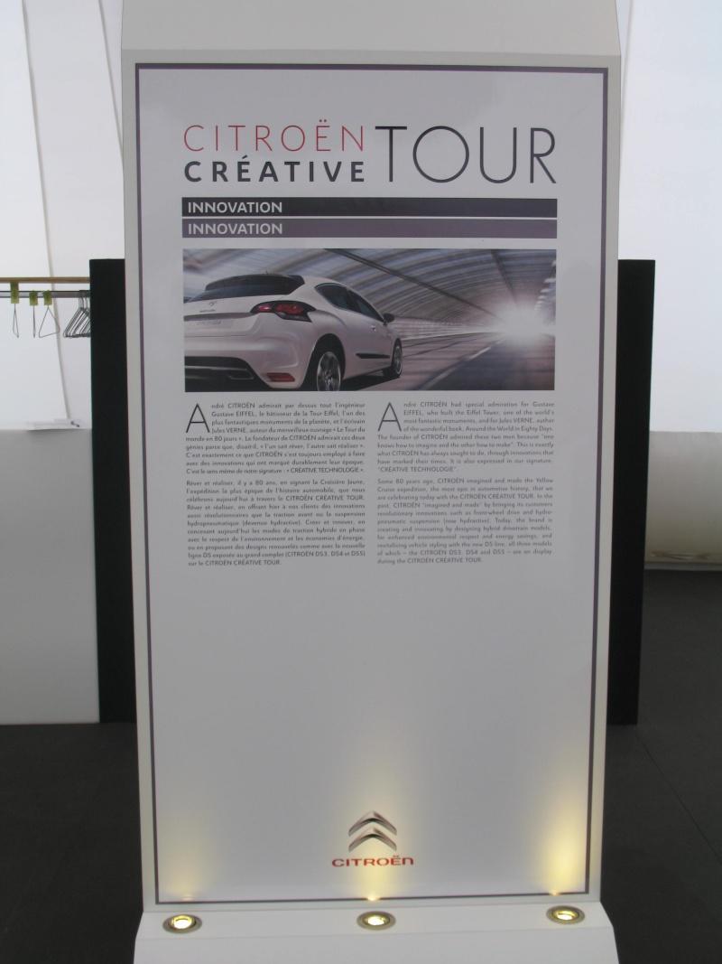 [EXPOSITION] Citroën Creative Tour - Page 2 Img_1632