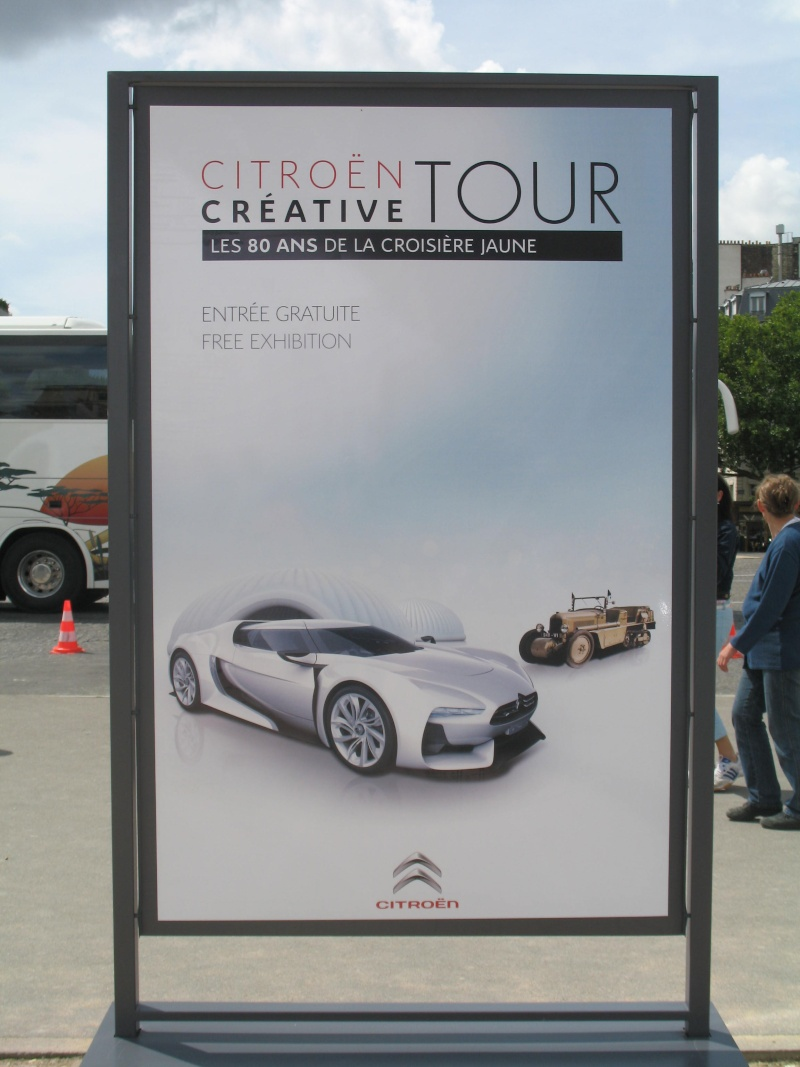 [EXPOSITION] Citroën Creative Tour - Page 2 Img_1721