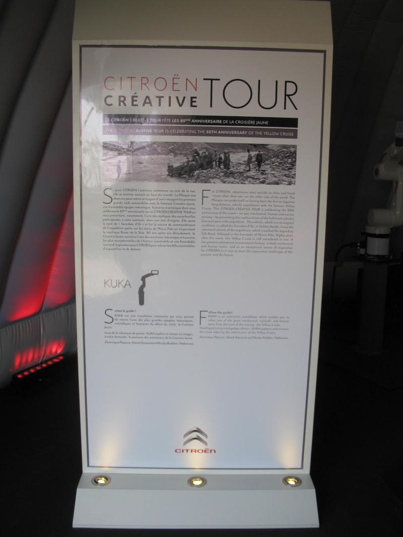 [EXPOSITION] Citroën Creative Tour - Page 2 Img_1722