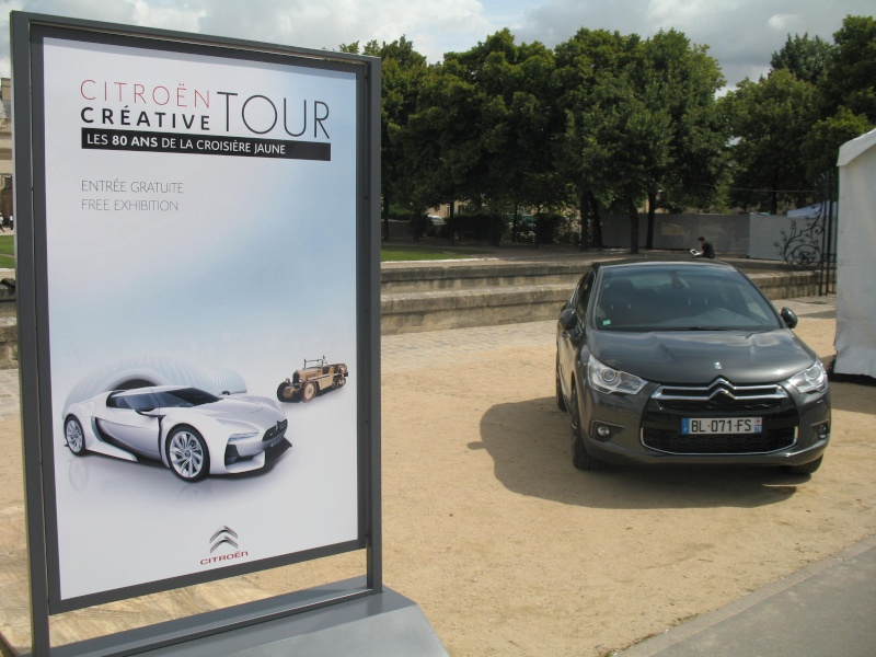 [EXPOSITION] Citroën Creative Tour - Page 2 Img_1754