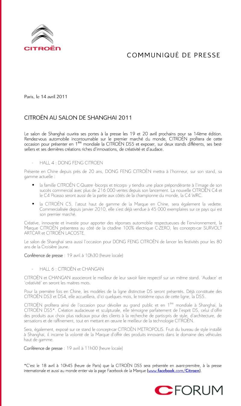 [SALON] SHANGHAÏ 2011 - Salon International Industrie Auto - Page 2 Synths10