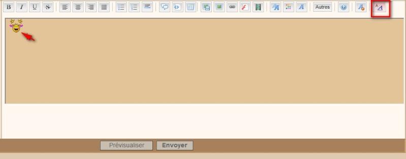 Nouvelle version de l'éditeur de message Barre_11