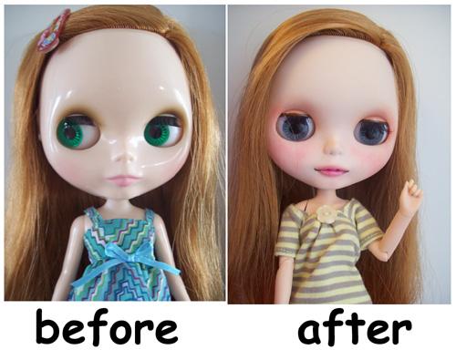 Prima Dolly Adorable Aubrey (PDAA) // RBL Before10