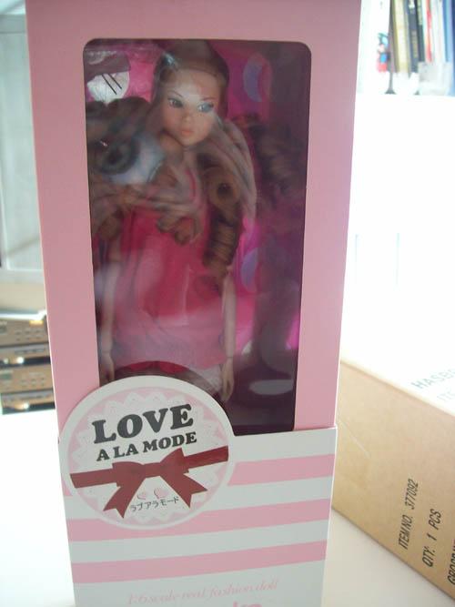 mes dolls - new doll 20/12 P4 Photo153