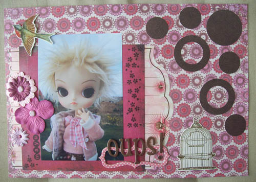scrap-doll *1 page-1 dessin P5* Photo169