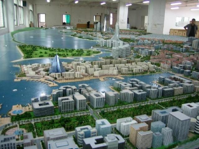 مشروع مدينة «باب المتوسط» 11922210