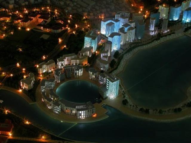 مشروع مدينة «باب المتوسط» 11924610