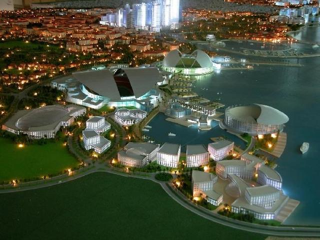 مشروع مدينة «باب المتوسط» 2089c610