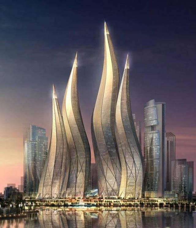 مشروع مدينة «باب المتوسط» 31439610