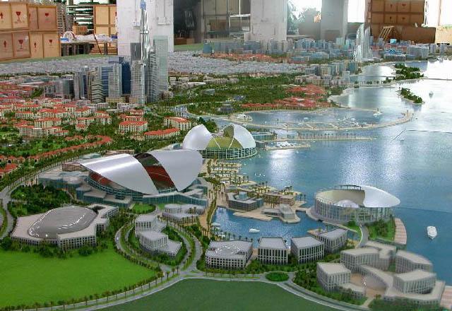 مشروع مدينة «باب المتوسط» Samadu10