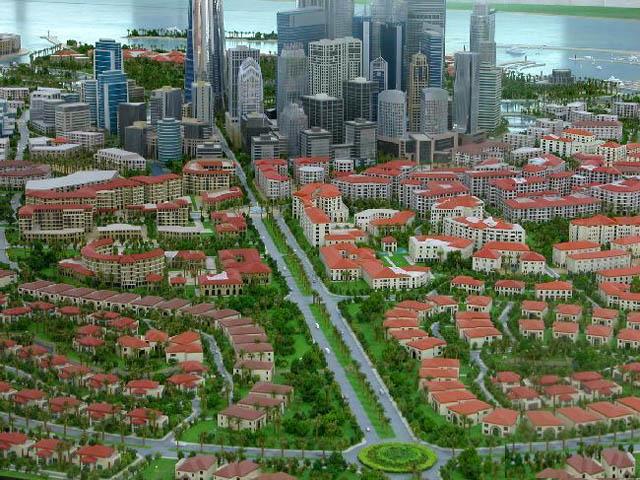 مشروع مدينة «باب المتوسط» Samadu11