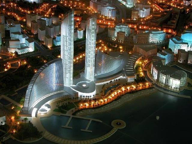 مشروع مدينة «باب المتوسط» Samadu16