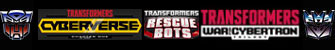 Cyberverse, Rescue Bots et War For Cybertron