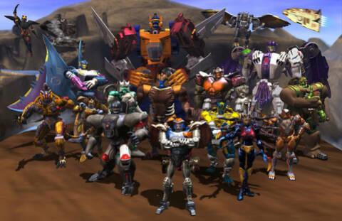 Coffret DVD Transformers Beast Wars et Beast Machines par Shout! Factory (anglais seulement) Rb01m10