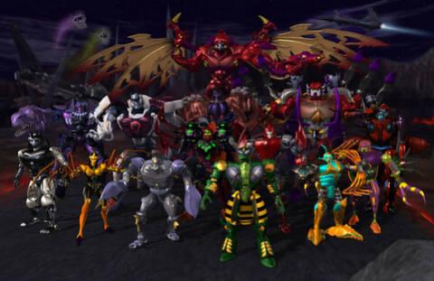 Coffret DVD Transformers Beast Wars et Beast Machines par Shout! Factory (anglais seulement) Rb02p10