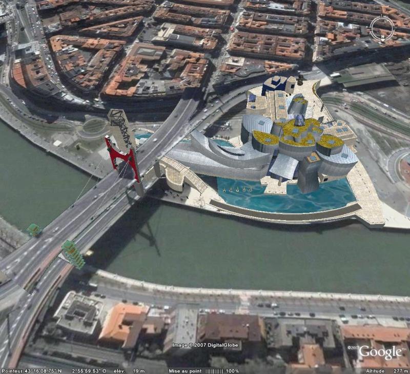Batiments 3D avec textures - MONDE [Sketchup] Bilbao12