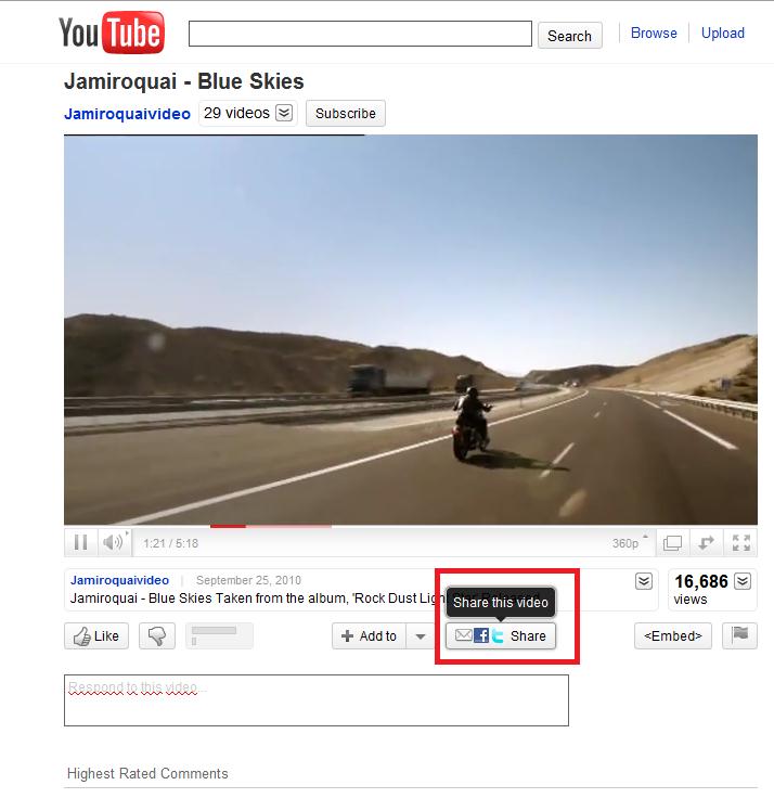 TUTO: Comment Inserer une video de youtube dans un message? You_te10