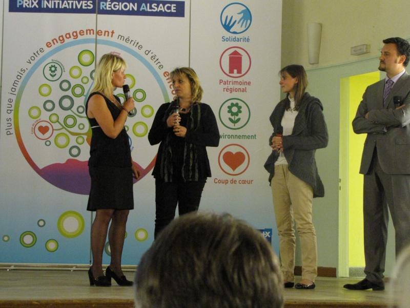 Prix Initiatives Région Alsace 14_10_11
