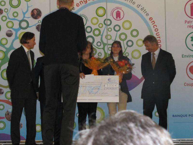Prix Initiatives Région Alsace 14_10_17