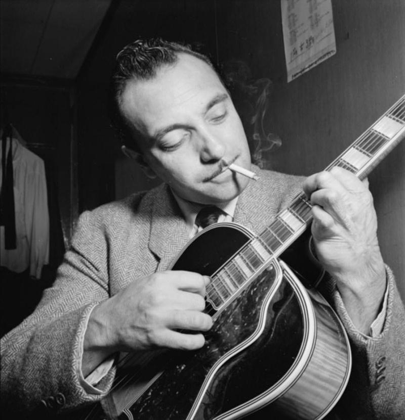 Django Reinhardt [Jazz] A157