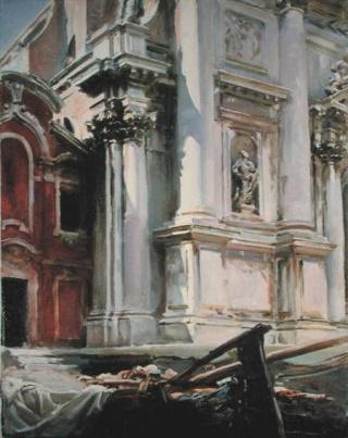 John Singer Sargent [Peintre] Church10