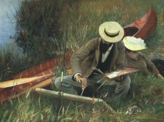 John Singer Sargent [Peintre] Johnsi10