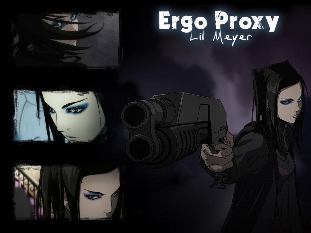 Ergo proxy Ergoxk10